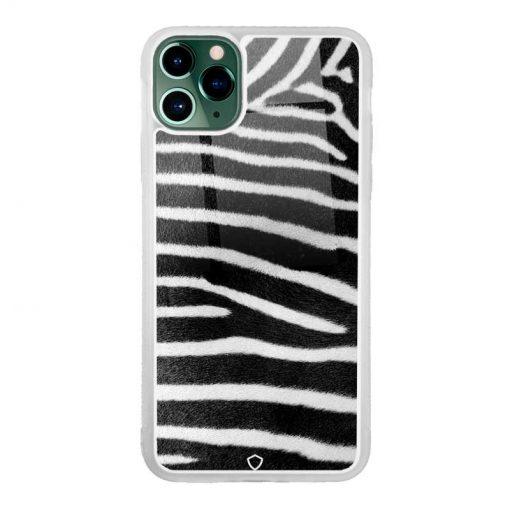 fullprotech-coque-iphone-11-pro-max-en-verre-trempe-zebre