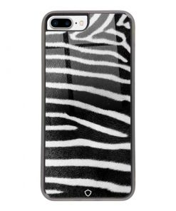 fullprotech-coque-iphone-7-plus-iphone-8-plus-en-verre-trempe-zebre