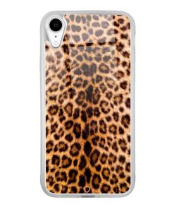 fullprotech-coque-iphone-xr-glass-shield-leopard